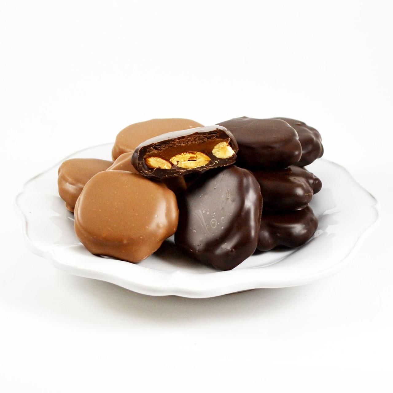 Almond Turtles - The Chocolatier