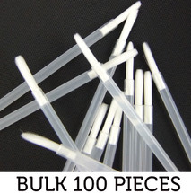 LimeLily Disposable Lipbrush Applicators 100 Pieces Pack