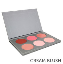 LimeLily Cream Blush Palette