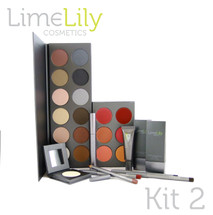 LimeLily Cosmetics Make-Up Kit 2