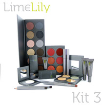 LimeLily Cosmetics Make-Up Kit 3