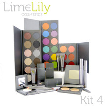LimeLily Cosmetics Make-Up Kit 4