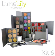 LimeLily Cosmetics Make-Up Kit 6