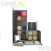 LimeLily Make-Up Cosmetics Kit 8 - Ideal for VETIS Courses