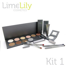 LimeLily Cosmetics Make-Up Kit 1
