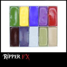 Ripper FX Bruise and Death Palette