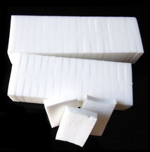 Non Latex Rectangular Blocks (x40 pcs)