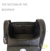 LimeLily Backpack Top Section