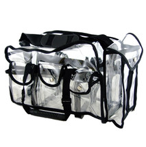 LimeLily Large Clear PVC Bag