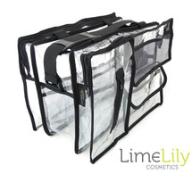 LimeLily Clear Shoulder Bag