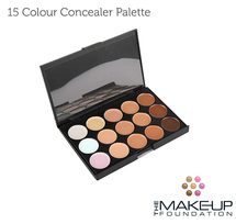 Dazed 15 Colour Concealer Palette