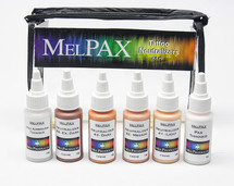 Mel Pax Kit Tattoo Neutralizing Colours