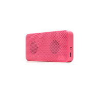 iLuv Aud Mini Slim Portable Bluetooth Speaker - Pink - AUDMINIPN