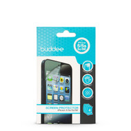 Buddee iPhone 5/5s Screen Protector - 4 Pack - BD605000-CL
