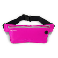 Buddee Fit Water Resistant Waist Pouch Single - Pink - BD700051-PK