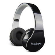 Buddee Bluetooth Headphone Over Ear - Black - BD903031-BK