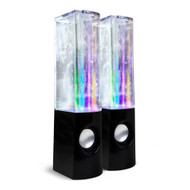 Buddee Dancing Water Speaker Bluetooth - Black - BD9030BT-BK