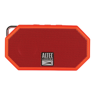 Altec Lansing Mini H2O MKII BT Speaker Gumball Red - IMW258-DR