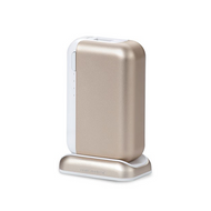 Just Mobile TopGum++ Power Pack/w Charging Dock - Gold - PP-600GD