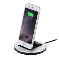 Just Mobile Alubolt iPhone/iPad Dock W/ Lightning Connector - ST-178