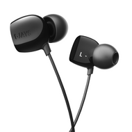 t-JAYS TWO Earphones Black - T00077