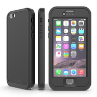 D&B Wetsuit Topless iPhone 6/6S - Blackest Black - DAB-IP6SWT003
