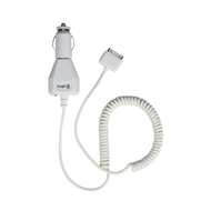 Logic3 30 Pin Car Charger White - MIP139