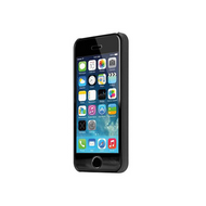 Glass & Case iPhone 5/5S Black  - GC-IS-BLK