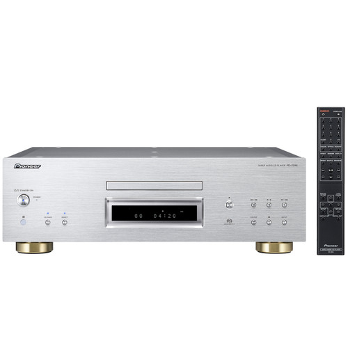 Pioneer SACD Player PD-70AE - Silver