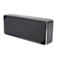 Buddee Bluetooth Medium Metallic Speakers - Black - BD903002-BK