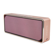 Buddee Bluetooth Medium Metallic Speakers - Rose Gold - BD903002-RG