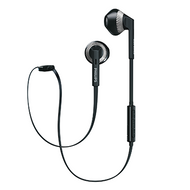 Philips In-Ear Bluetooth Freshtones - Black - SHB5250BK
