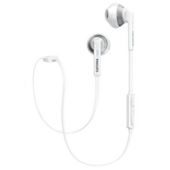 Philips In-Ear Bluetooth Freshtones - White - SHB5250WT