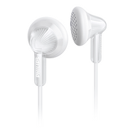 Philips In-Earbud Headphones White - SHE3010WT