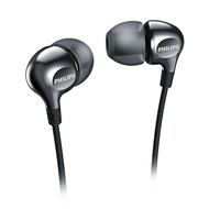 Philips In-EarGel - Black - SHE3700BK