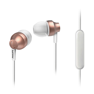 Philips Chromz In-EarGel Rose Gold - SHE3855RG