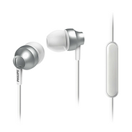 Philips Chromz In-EarGel W/Mic Silver - SHE3855SL