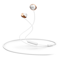 Philips Flite In-Earbud W/Mic Rose Gold - SHE4205WT