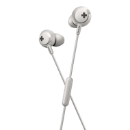 Philips BASS+ In-Ear W/Mic White - SHE4305WT