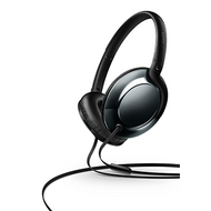 Philips Flite Over-Ear W/Mic Silver/Grey - SHL4805DC