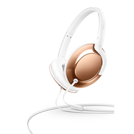 Philips Flite Over-Ear W/mic Rose Gold - SHL4805RG
