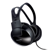 Philips Lightweight HiFi Headphones - SHP1900