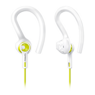 Philips ActionFit Ear-Bud/Hook Lemon/Frost - SHQ1400LF