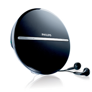 Philips Portable CD Black (C) - EXP2546
