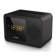 Philips Alarm Clock USB Bluetooth - Black - AJT5300B