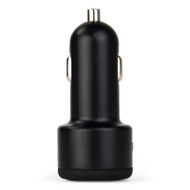 Gecko Car Charger Single USB Port 1.0 Amp - Black