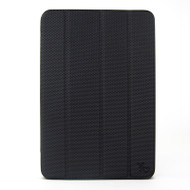 Gecko Ultra Tough Hybrid Folio for iPad mini 4 - Black/Grey