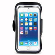 Gecko Active Sports Armband for iPhone 7/6/6s - Black