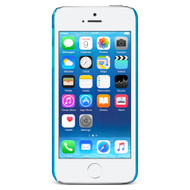 Gecko Tinted Profile Case For iPhone 5/5s/SE - Blue