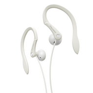 Pioneer Open-air Dynamic Sport Earphones - White - SEE511W